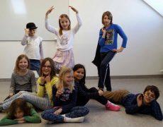 TheaterClub für alle von 4 – 12 Jahren