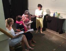 LeseTheater präsentiert neue Stücke