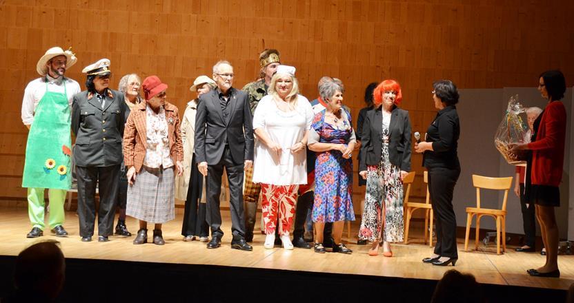 2. Kärntner Theaterfestival 2017 – Die Gefassten