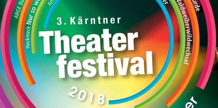 3. Kaerntner Theaterfestival