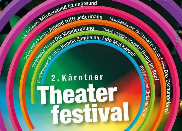 2. Kaerntner Theaterfestival