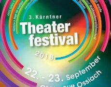 3. Kärntner Theaterfestival