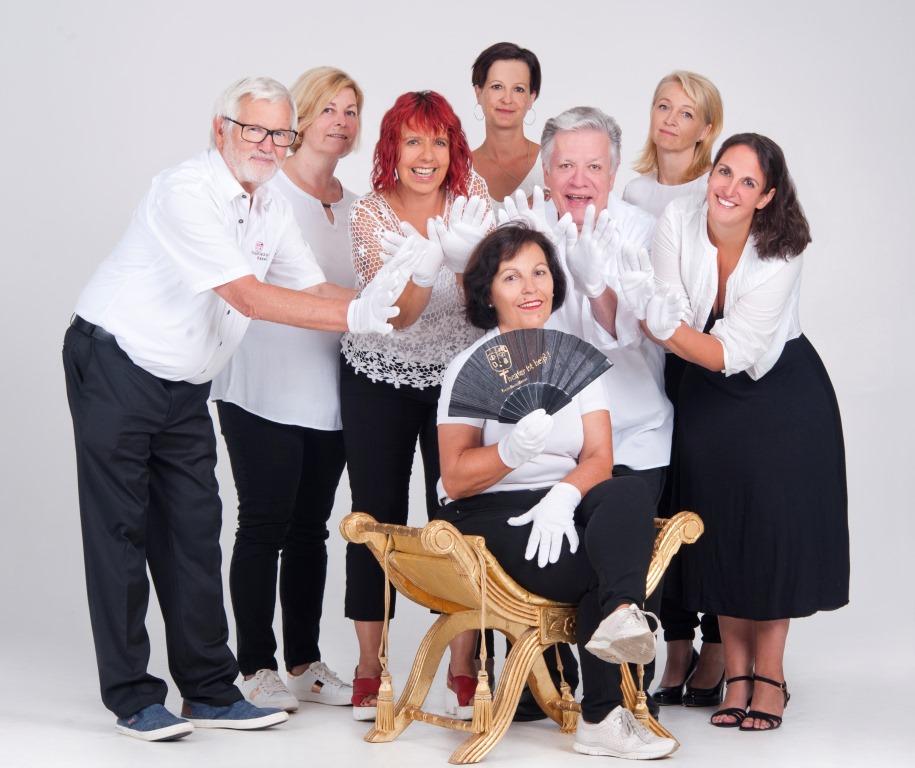 Das Team des TheaterServiceKärnten